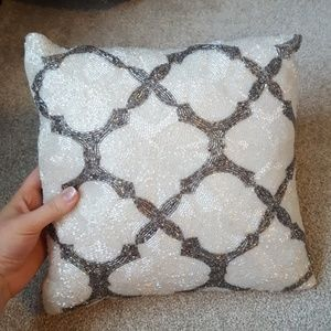 Other - beaded pillow